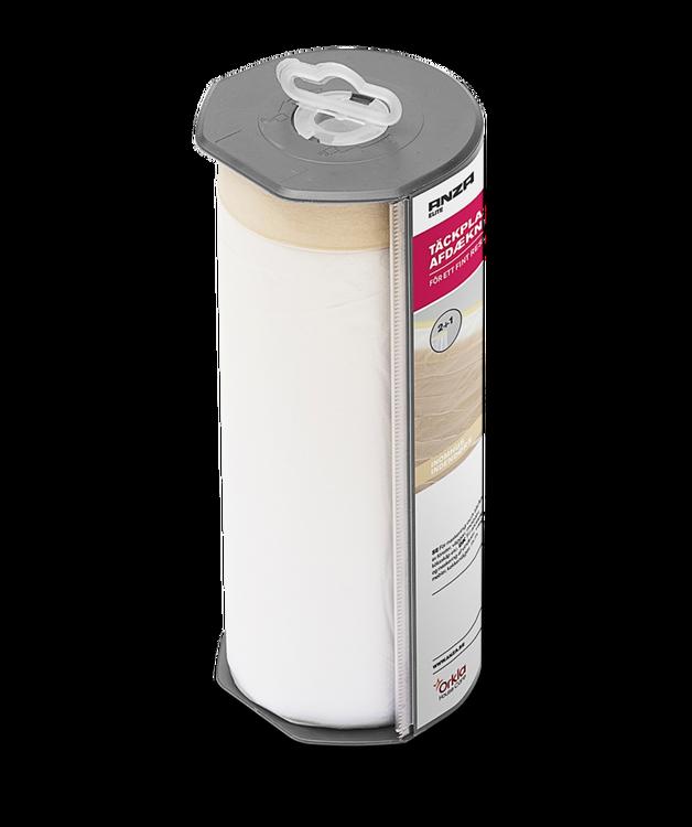 Anza Elite täckplast inne 55cm x 33m med dispenser