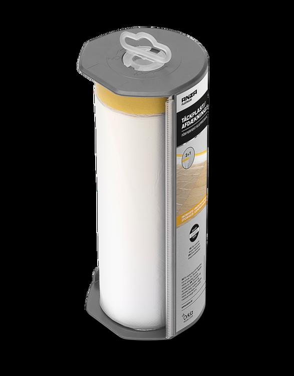 Anza Platinum täckplast inne & ute 55cm x 33m med dispenser