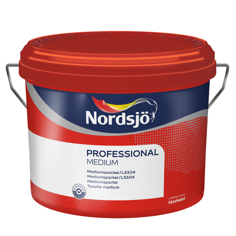 Pro medium spackel 2,5 L