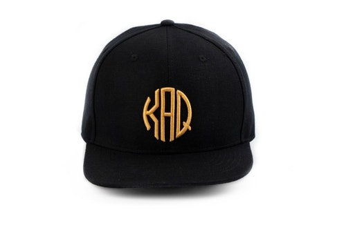 KaQ Snapback Golden Edition