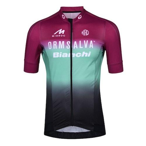 Team Ormsalva Kortärmad tröja KING