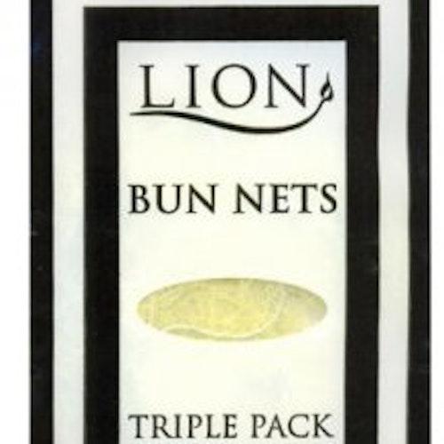 Bun nets - 3-pack - Flera färger
