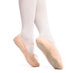 Balettskor Teknik Basic - Balettrosa