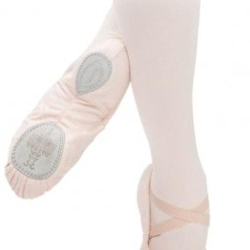 Balettskor Silhouette - Balettrosa