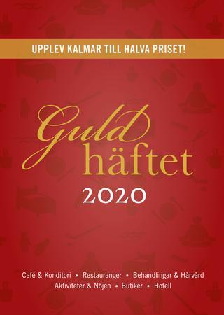 Guldhäftet  Upplev Kalmar för HALVA PRISET!