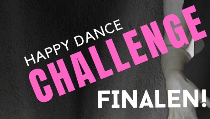 Finalen! Happy Dance Challenge