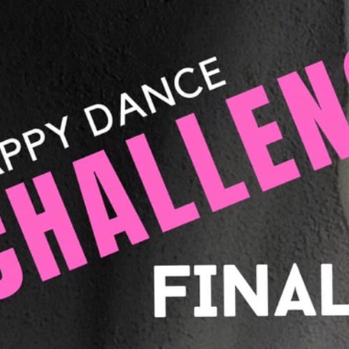 Finalen! Happy Dance Challenge