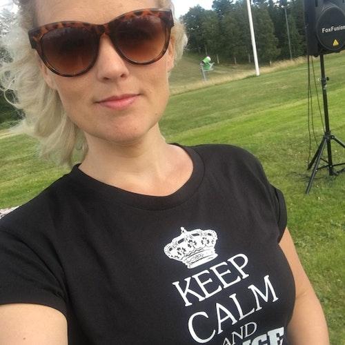 Tshirt Keep Calm and Dance