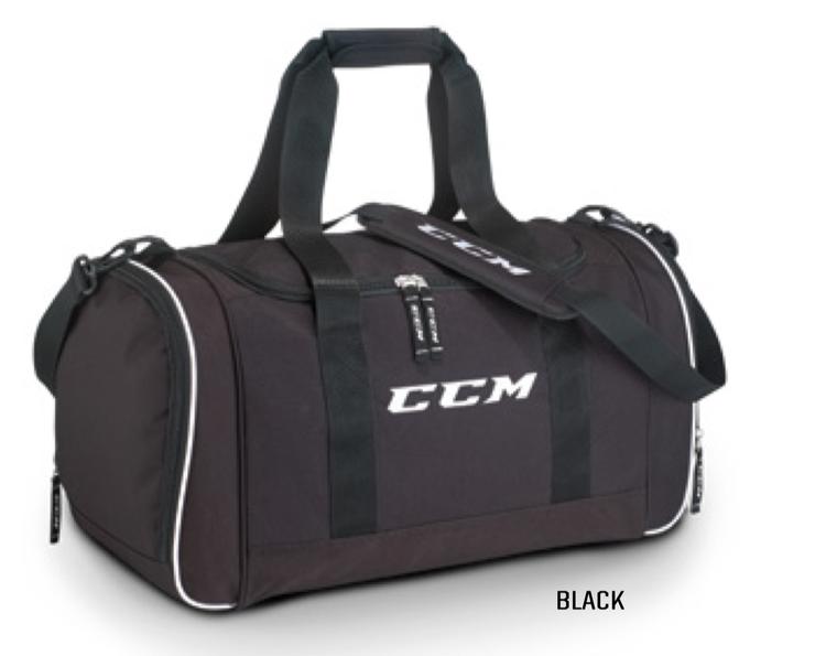 Träningsväska CCM med HHC logga +Tryck av nr eller Initialer