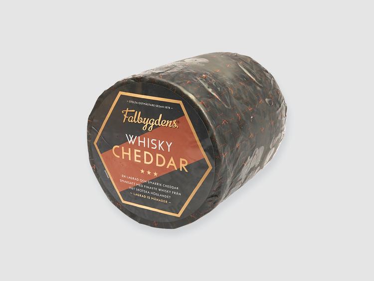 Whiskycheddar 2,9KG
