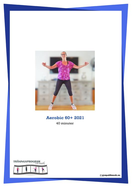 Aerobic 60+ 2021
