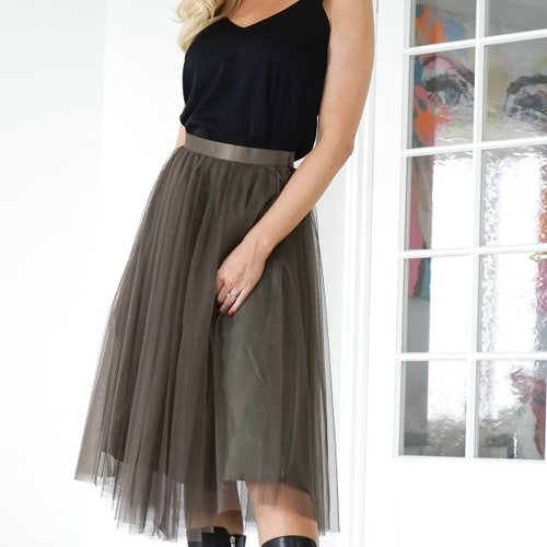 Ida Sjöstedt - Flawless Skirt - Olive