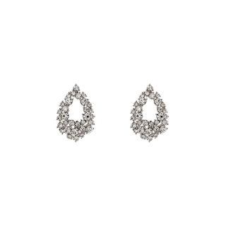 Lily and Rose - Petite Alice Earrings - Crystal