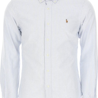 Ralph Lauren - Oxford Slim Fit Shirt - Blue/white - 900:-