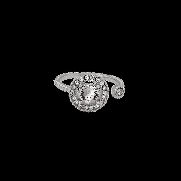 Lily and Rose - Miranda Ring - Crystal