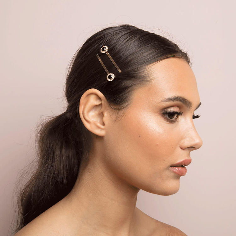 Lily and Rose - Sofia Hairpinn - Jet