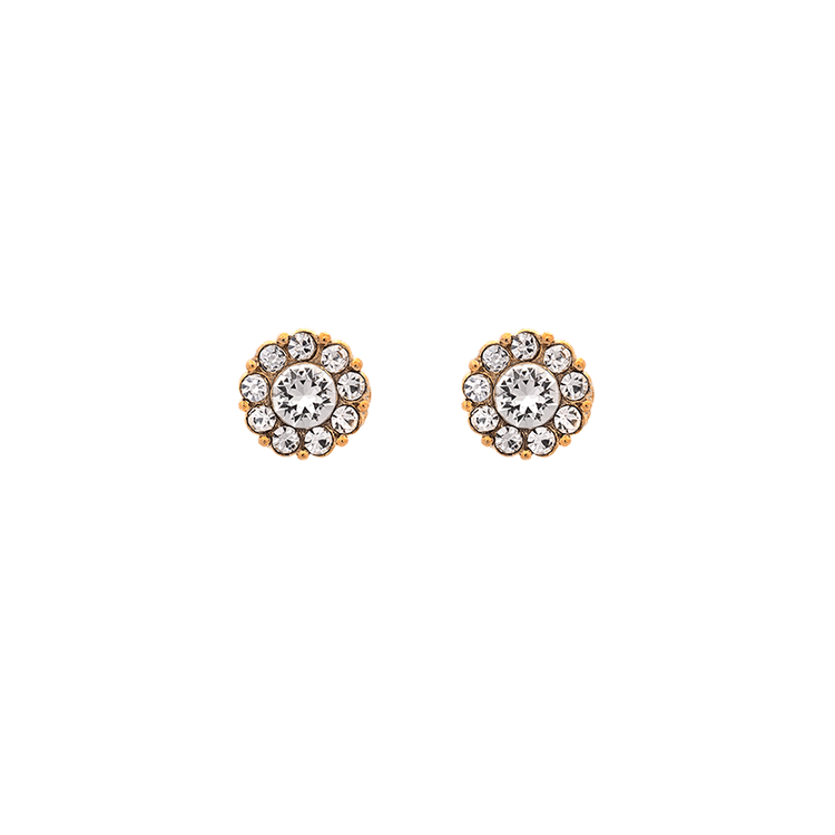 Lily ans Rose - Petite Miss Sofia Earrings - Crystal ( Gold )