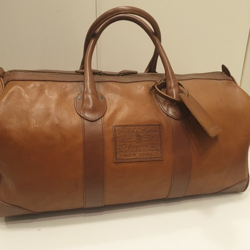 Ralph Lauren - Brown bag