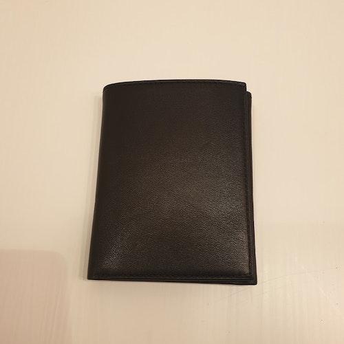 Plånbok - Svart läder