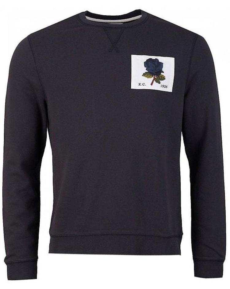 Kent & Curwen - 1926 Icon Sweatshirt Blue - Deep Blue
