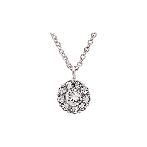 Lily and Rose - Petite Miss Sofia Necklace - Crystal (Silver)