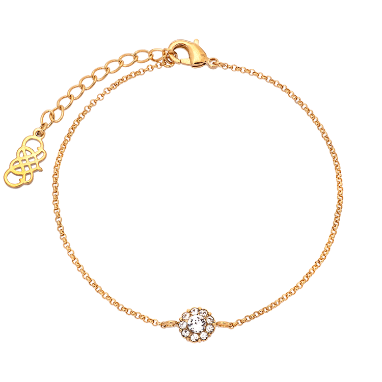 Lily and Rose - Petite Miss Sofia Bracelet - Crystal Gold