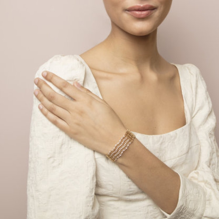 LILY AND ROSE - CAPELLA BRACELET – CRYSTAL