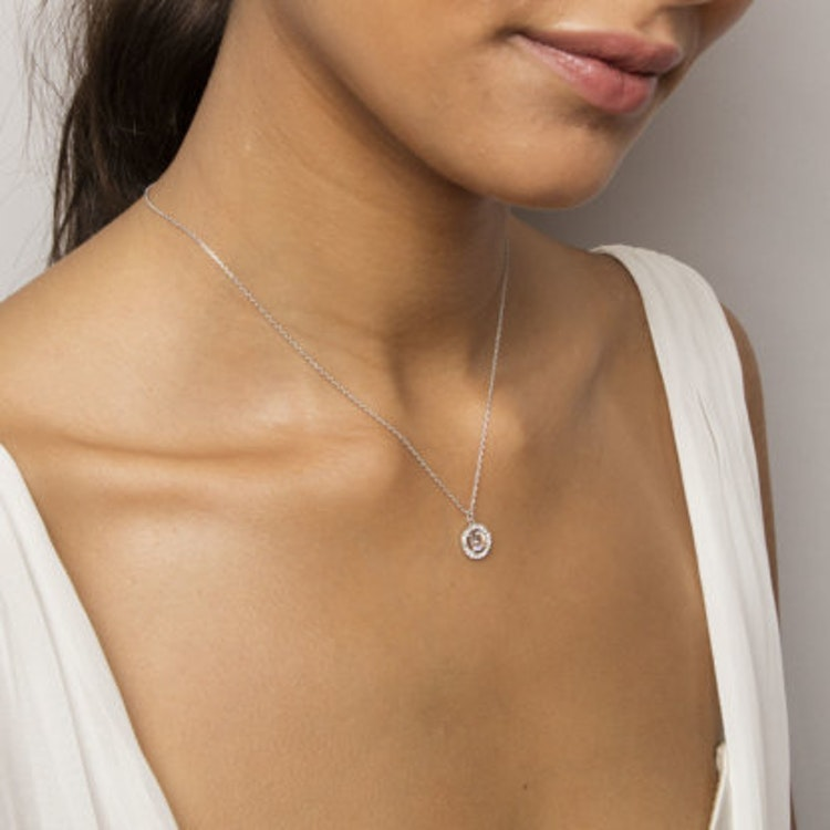 LILY AND ROSE - MISS MIRANDA NECKLACE – SILK