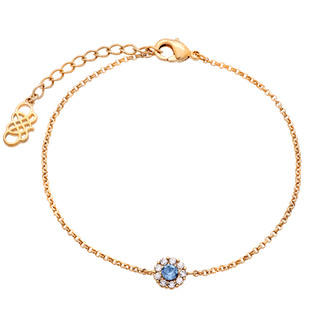 LILY AND ROSE - PETITE MISS SOFIA BRACELET – LIGHT SAPPHIRE