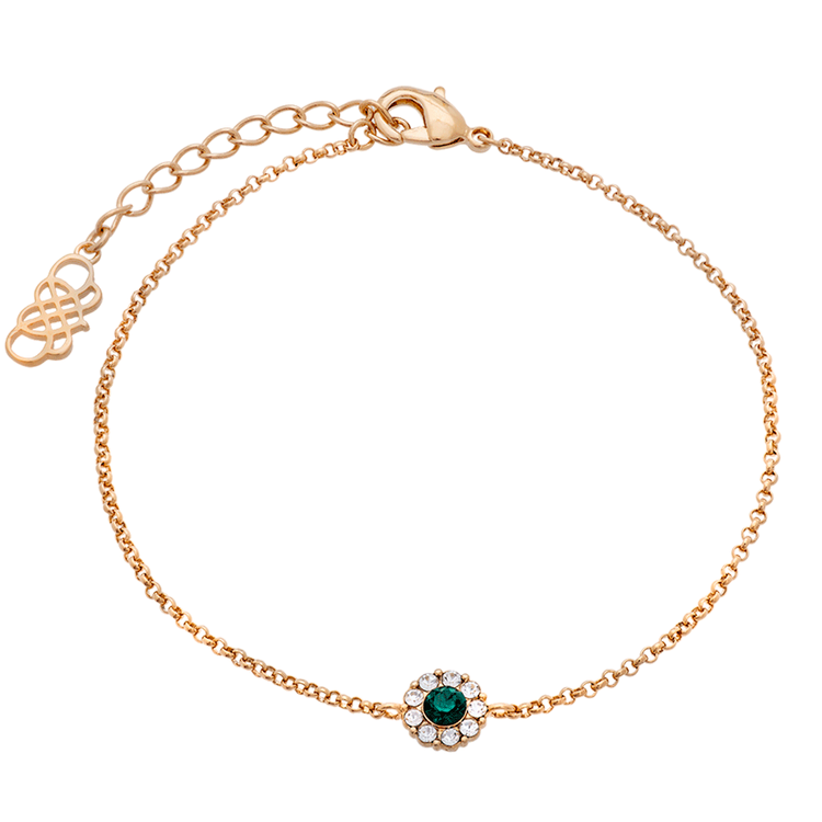 LILY AND ROSE - PETITE MISS SOFIA BRACELET – EMERALD