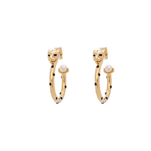 Petite Sheba earrings - Gold