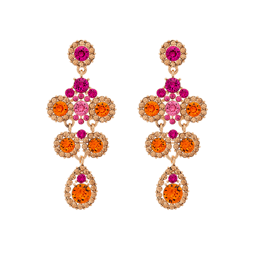 Lily and Rose - Kate earrings - Malawi