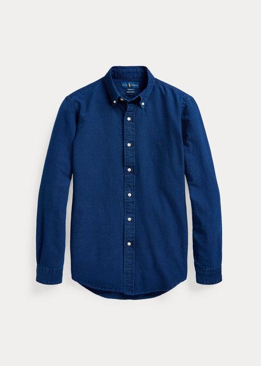 Ralph Lauren -Slim Fit Indigo Oxford Shirt 1399kr