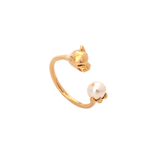 Queen Sheba ring - Gold - Lily and Rose