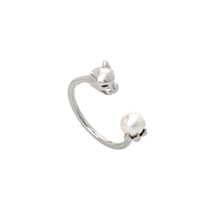 Queen Sheba ring - Lily and Rose - Silver