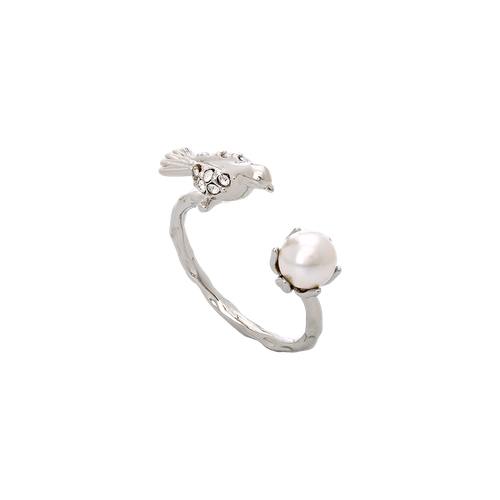 Eden peace ring - Silver - Lily and Rose