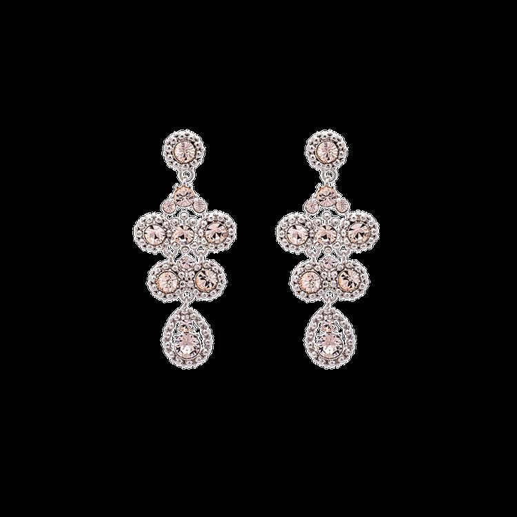 Petite Kate earrings - Silk