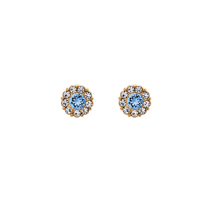 Lily and Rose - Petite miss Sofia earrings - Light sapphire