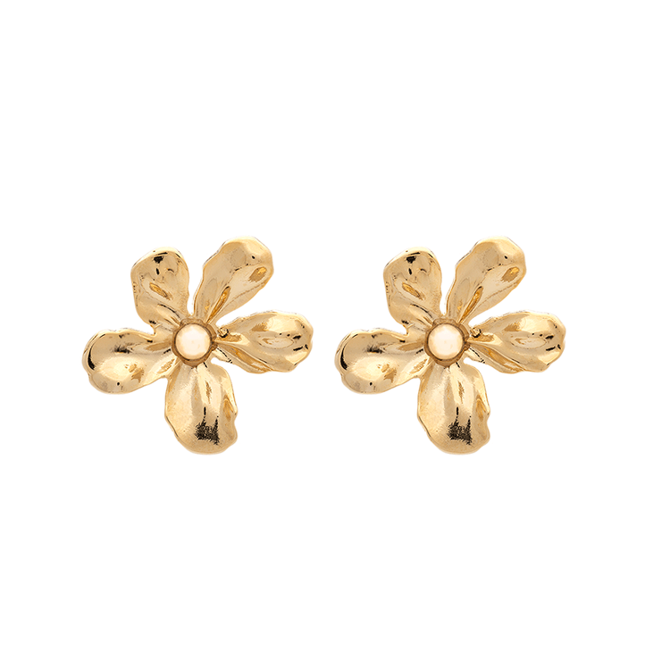 Lily and Rose - Miss Eponine pearl earrings - Ivory