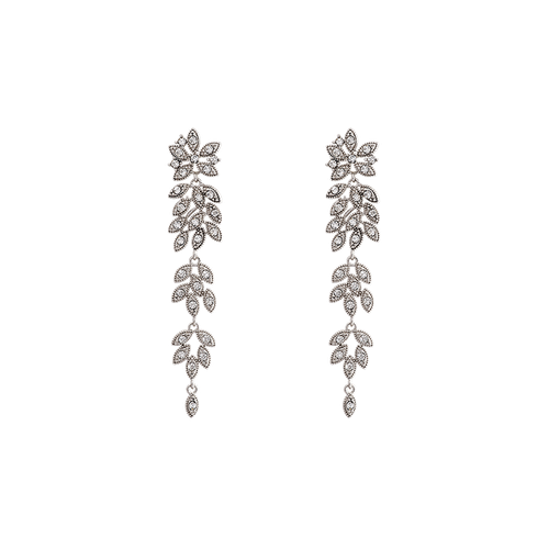 Lily and Rose - Petite Laurel earrings - Crystal