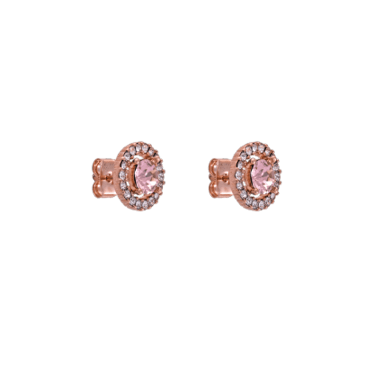 Lily and Rose - Miss Miranda earrings - Vintage rose (Rose gold)
