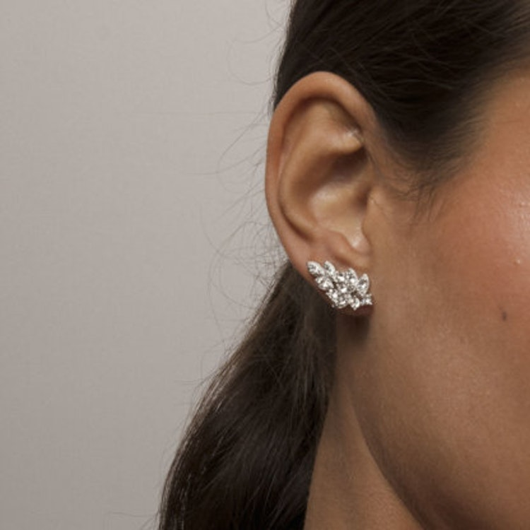 Lily and Rose - Lulu earrings - Crystal