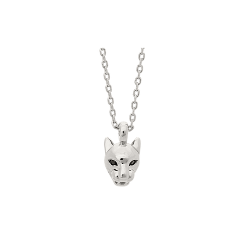 Miss Queen Sheba neckless - Silver