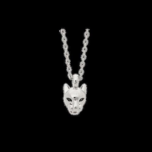 Miss Queen Sheba neckless - Silver