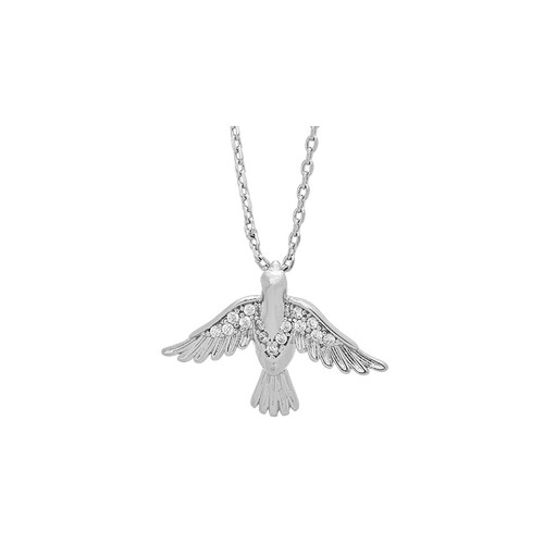 Lily and Rose - Eden necklace - Silver
