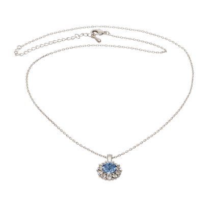 Lily and Rose - Sofia necklace - Light sapphire