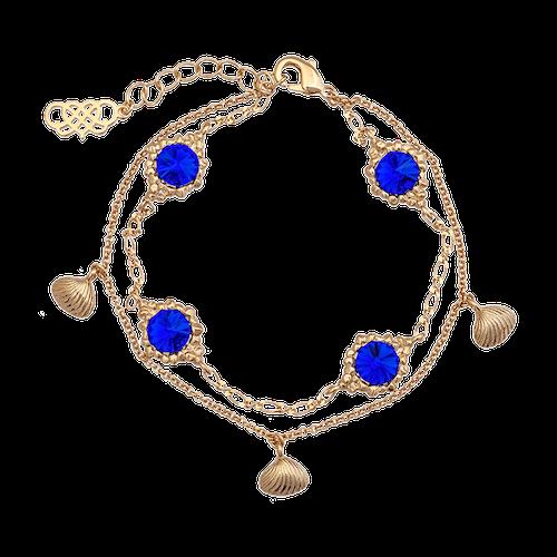 Lily and Rose - Bonnie bracelet - Majestic blue