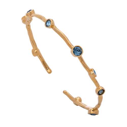 Lily and Rose - Gaya bracelet - Indian Sapphire