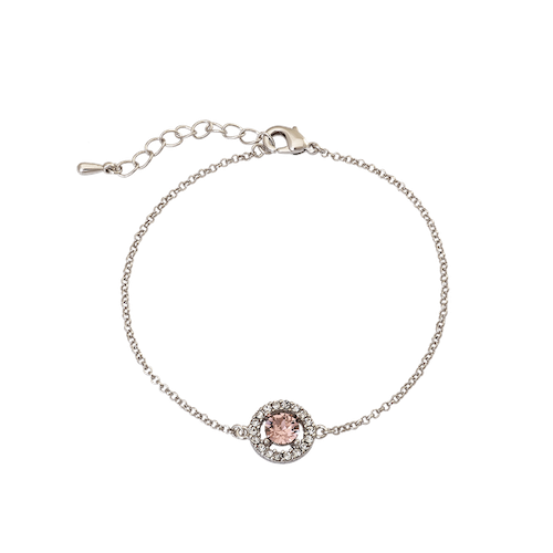 Lily and Rose - Miss Miranda bracelet - Vintage Rose (Silver)