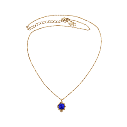 Lily and Rose - Miss Bonnie necklace - Majestic blue